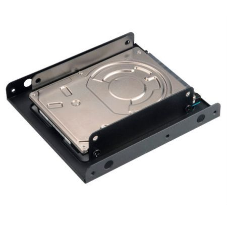 "Akasa SSD Mounting Kit, Frame to Fit 2.5"" SSD or HDD into a 3.5"" Drive Bay"
