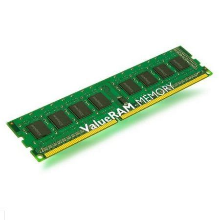 Kingston 2GB, DDR3, 1600MHz (PC3-12800), CL11, DIMM Memory, Single Rank