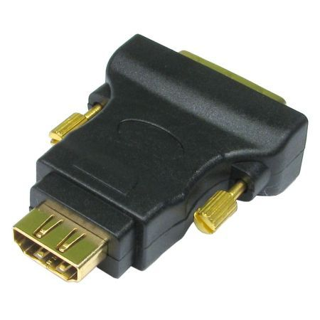 Spire DVI-D Male to HDMI Female Converter Dongle