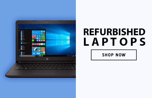 Laptops - Seller Refurbished